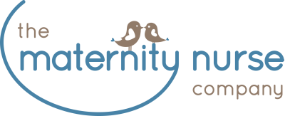 The Maternity Nurse Company logo